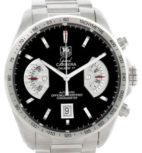 TAG Heuer Tag Heuer Grand Carrera Automatic Mens Watch Cav511a
