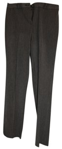 Alanni Straight Pants Brown