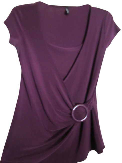 Preload https://img-static.tradesy.com/item/7177594/maroon-jersey-wrap-shirt-must-see-so-comfortable-wraps-your-curves-to-accentuate-your-shape-blouse-s-0-1-650-650.jpg