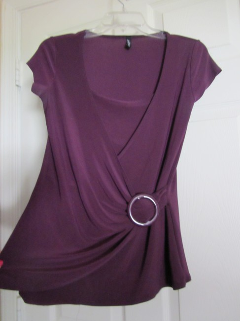 Other Top Maroon Image 1