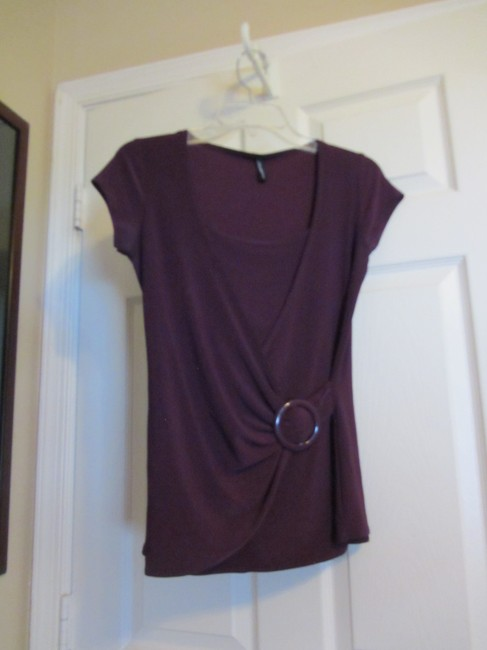 Other Top Maroon Image 3