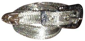 Unknown Silver Mesh Western Belt