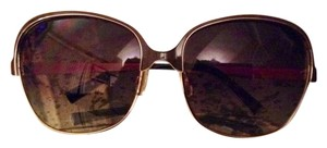 Juicy Couture Juicy Couture Oversized Queen Anne style Aviator Sunglasses