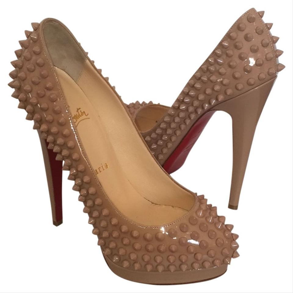 cheap christian louboutin shoes replica - Christian Louboutin Alti 160mm Spike Nude Pumps on Sale, 44% Off ...