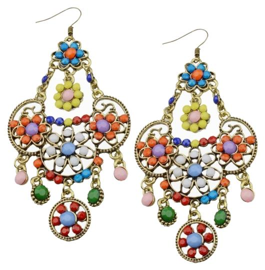 Preload https://img-static.tradesy.com/item/717953/multicolor-bohemian-beaded-earrings-0-0-540-540.jpg