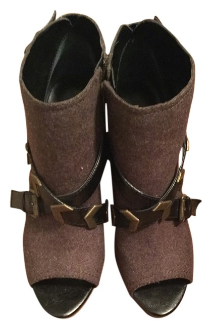 Item - Green Army Boots/Booties Size US 9.5 Regular (M, B)