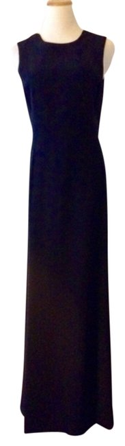 Preload https://img-static.tradesy.com/item/7179598/giorgio-armani-silk-crepe-scalloped-neckline-midnight-blue-long-formal-dress-size-6-s-0-1-650-650.jpg
