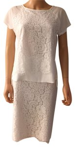 Liz Claiborne short dress White on Tradesy