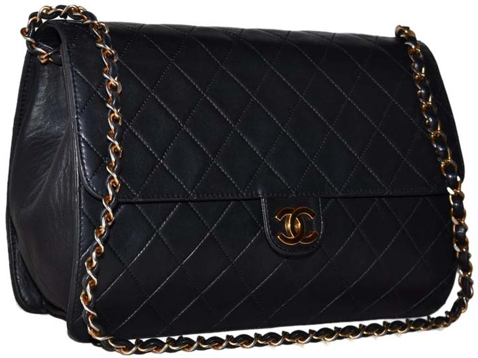 638fedfa95f9 Chanel Clutch Paris Quilted Lambskin 9.85