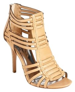 Coach Pump Vachetta Light Tan Sandals