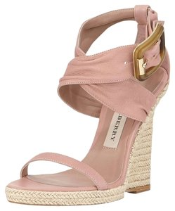 Burberry Catsbrook Pink Blush Sandals