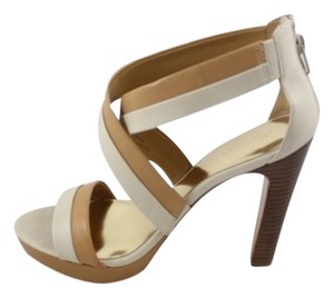 Coach Tan Beige Sandals