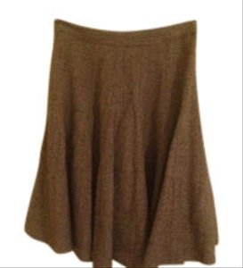 Banana Republic Skirt Tweed, brown