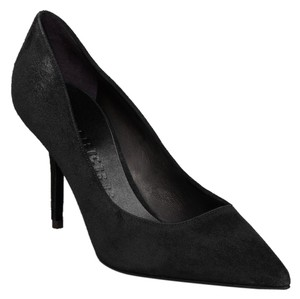 Burberry Heels Heel Pointed Black Pumps