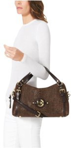 Michael Kors Satchel in Brown Mocha