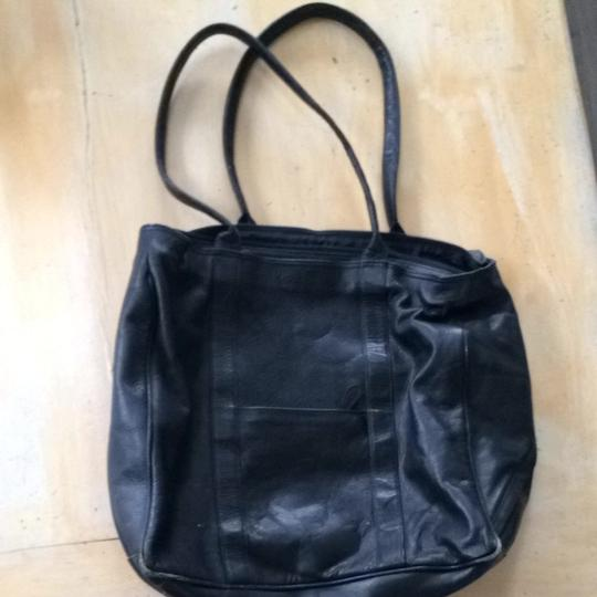 Latico Black Travel Bag