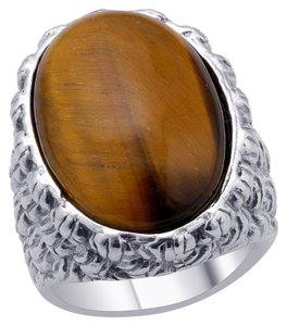 Unknown South African Tigers Eye Ring