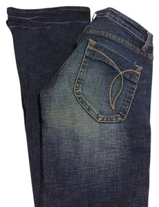Edun Boot Cut Jeans-Medium Wash