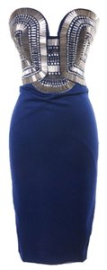 Navy Blue Bodycon Dress Dress