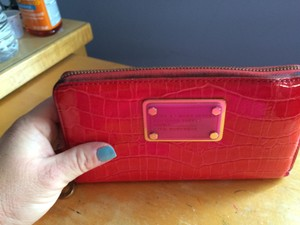 Marc by Marc Jacobs zippered wallet