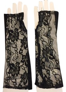 Other Brand New Lace Fingerless Gloves