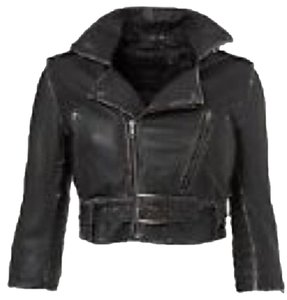 Barneys New York Kate Moss for Topshop Motorcycle Jacket