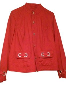 Christopher & Banks Red Blazer
