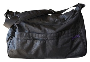 Dakine Yoga Shoe Compartment Yoga Compartment Black Travel Bag
