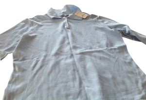 Express Brand New With Tags Three Button Up Top Light blue
