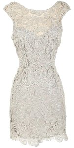 Alythea Lace Fitted Dress