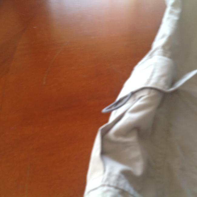 Express Velco Tabs Real Running Great Fit Qnd Style Cargo Shorts Light gray Image 2