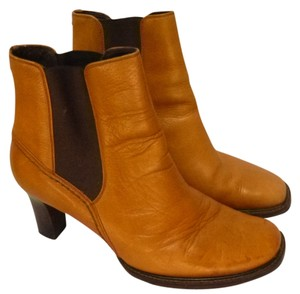 Cole Haan Ankle Leather honey Boots