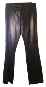 Moda International Straight Pants Blac