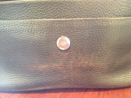 Bally Brown Clutch