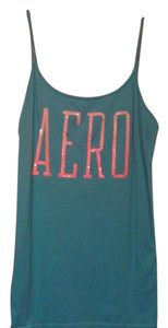 Aéropostale Tank Top, Yoga Top, Gym Top, Sports Wear, Gym Wear, Gym Cloths