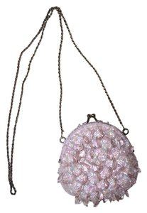 La Regale Sequins Beads Party Cross Body Bag