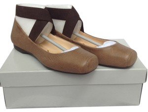 Jessica Simpson Ballet Casual Coffee/brown Flats