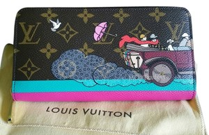 Louis Vuitton Louis Vuitton HTF Evasion Illustre Travel Mono Zippy