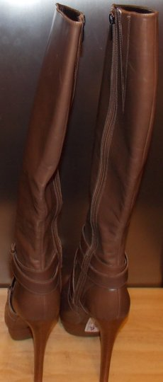 Enzo Angiolini brown Boots