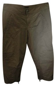 A|X Armani Exchange Capris Tan