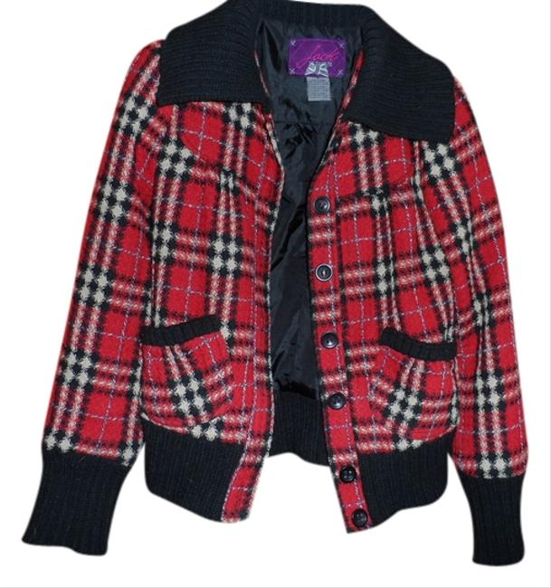Jack by BB Dakota plaid Jacket