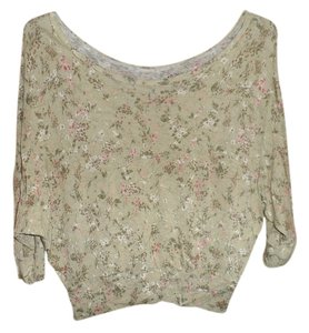 Mudd Top Floral