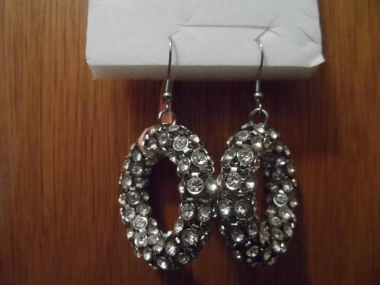 Other White Austrian Crystal Earrings