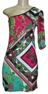 Victoria Brand short dress MULTICOLOR on Tradesy