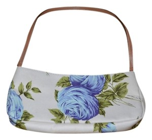 Kate Spade Flowers New Trendy Small Baguette