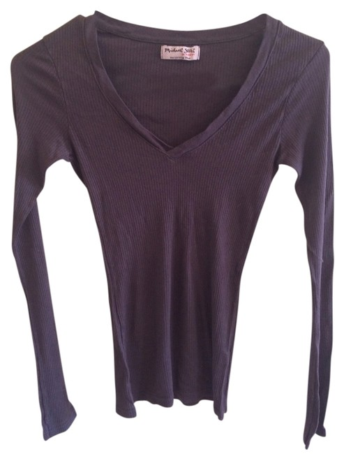 Item - Chocolate Brown Tee Shirt Size OS (one size)