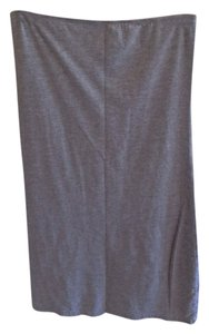 American Apparel short dress Heather grey on Tradesy