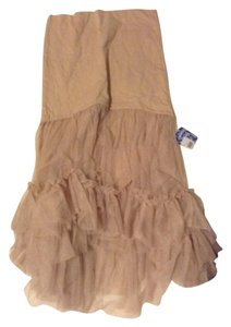 Free People Skirt Tan