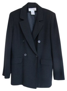 Jones New York Classic Timeless Black Blazer