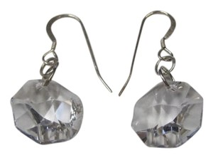 CRYSTAL EARRING NEW ON CARD